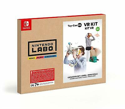 Nintendo Labo Kit VR (Set de Expansión 2) Switch