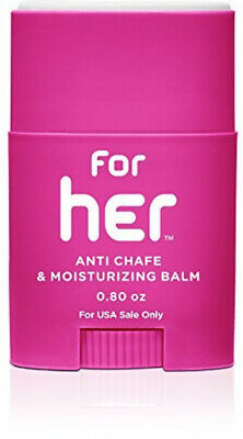 BodyGlide FH8 Body Glide for Her Anti Chafe Balm, 0.8 oz (USA Sale Only)