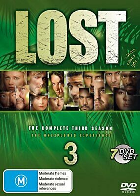 Lost: Season 3 - DVD  REVG The Cheap Fast Free Post