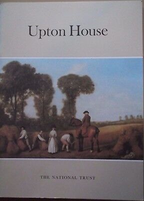 The National Trust - UPTON HOUSE (Guide book) - PB Book - 1996