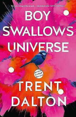 NEW Boy Swallows Universe By Trent Dalton Paperback Free Shipping