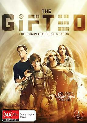Gifted, The : Season 1 - DVD Region 4 Free Shipping!