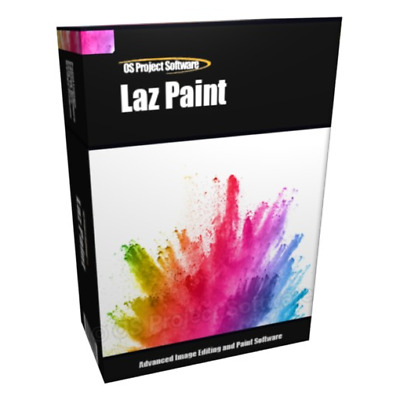 GIFT Laz Paint 2019 Photo Image Editing Open PSD Shop Software affinity corel ty