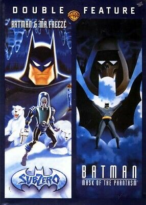 Batman And Mr. Freeze - Subzero / Batman - Mask Of The Phantasm (Double Fe (Dvd)