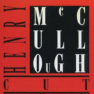 Henry Mccullough - Cut - Henry Mccullough CD NDVG The Cheap Fast Free Post The
