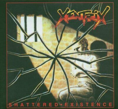 Xentrix - Shattered Existence - Xentrix CD B8VG The Cheap Fast Free Post The
