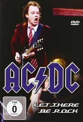 Dc - Ac/Dc-Let There Be Rock [DVD] - DVD  UOVG The Cheap Fast Free Post
