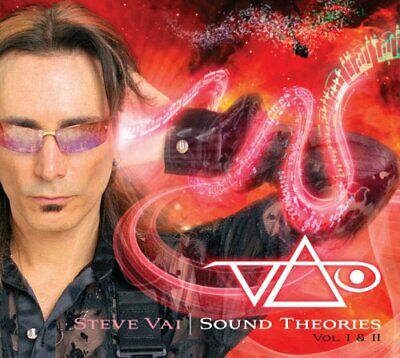 Sound Theories Vol. I & II (Limited Edition Digi Pack) -  CD CUVG The Cheap Fast