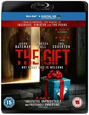 The Gift [Blu-ray] - DVD  TOLN The Cheap Fast Free Post