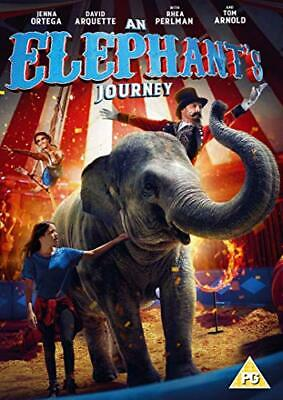 An Elephant's Journey [DVD] - DVD  JBVG The Cheap Fast Free Post