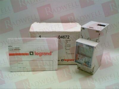 Legrand 046-72 / 04672 (New In Box)