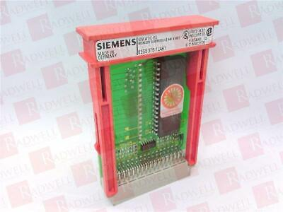 Siemens 6Es53751La61 / 6Es53751La61 (Used Tested Cleaned)