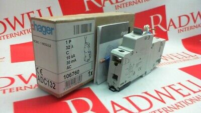 Hager Adc132 / Adc132 (Rqans1)
