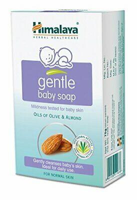 Himalaya Gentle Baby Soap 75 gm Oils Of Olive & Almond