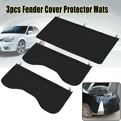 3 X Magnetische Fender Cover Auto Truck SUV Mechaniker Lack Protector Arbeit
