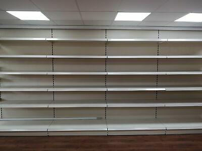 Shop Shelving Used Second Hand Metal Display Retail High Quality Racking