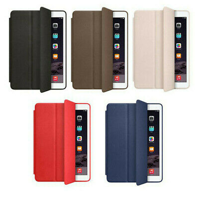 Ultra thin stand Smart Magnetic Leather Case Cover sleep wake For Apple iPad 2 3