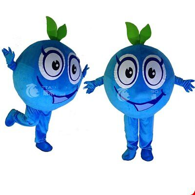New Adult Size Pineapple Mascot Costume Party Fancy Dress Outfit Cosplay Game Us