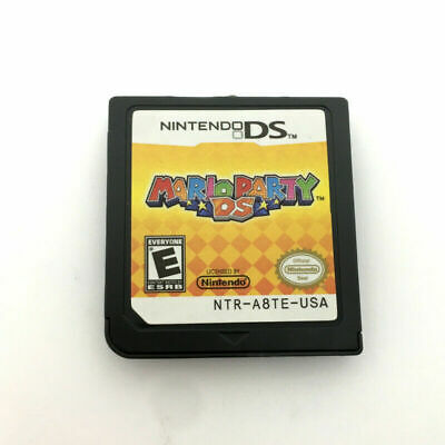 NDS CARD Mario Party DS Game Card For Nintendo 3DS NDSI NDSL / DS series