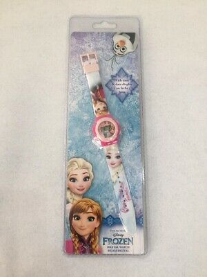 Orologio Da Polso Disney Originale Frozen Digitale