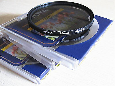 HOYA  CPL PL-CIR ultra-thin circular polarizer for SLR camera lens 46-82mm