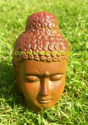 New Design Rubber Latex Mould Mold To Make Small Buddha Head Bust Statue