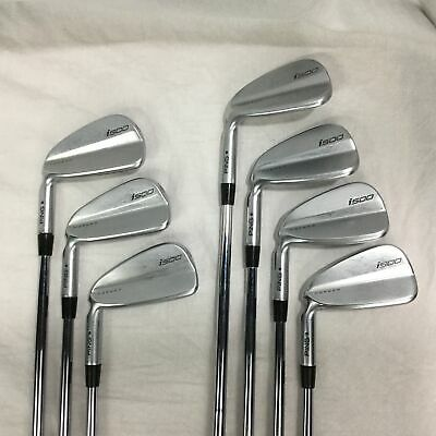 Used Left Hand Ping I500 Irons 4-Pw S Flex