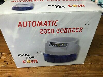 made for coin automatic coin counter
