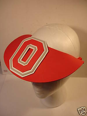 low priced 21a15 d5333 20 Ohio State BUCKEYES Visors Wholesale Lot Hat w  Magnetic OSU Emblem New  NCAA