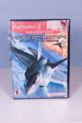 Playstation 2 - Ace Combat 4: Shattered Skies - Game  5JVG The Cheap Fast Free