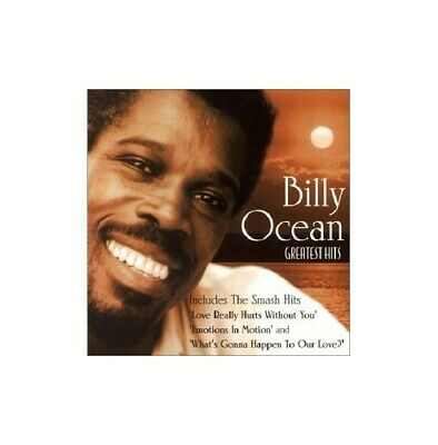 Billy Ocean - Greatest Hits - Billy Ocean CD LNLN The Cheap Fast Free Post The