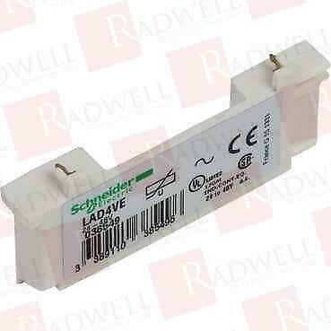 Schneider Electric Lad4Ve / Lad4Ve (New No Box)