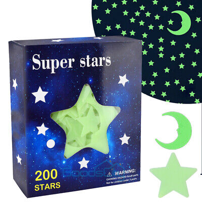 ULTRA GLOW IN the Dark Stars