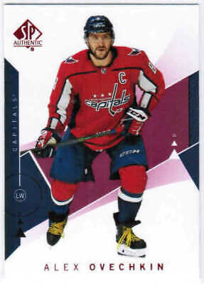 18/19 2018 SP AUTHENTIC HOCKEY BASE LIMITED RED CARDS (#1-100) U-Pick From List