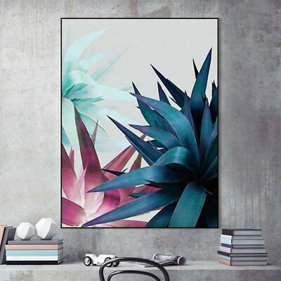 Poster wall art picture home decoration canvas painting prints plant image