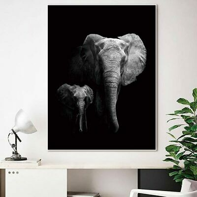 Animals canvas painting wall art pictures home decoration poster art prints