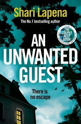 An Unwanted Guest by Lapena, Shari Book The Fast Free Shipping
