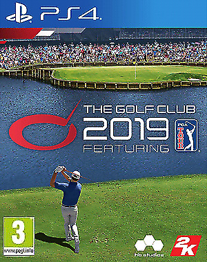 The Golf Club 2019 For PS4 (New & Sealed)