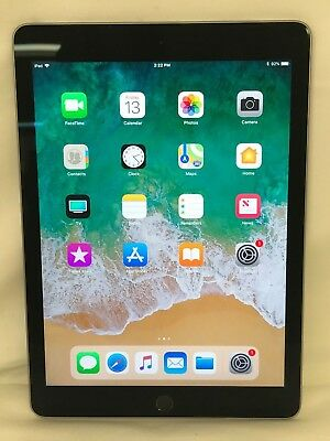 Apple iPad Air 2 64GB, Wi-Fi, 9.7in - Space Gray (46-6B)