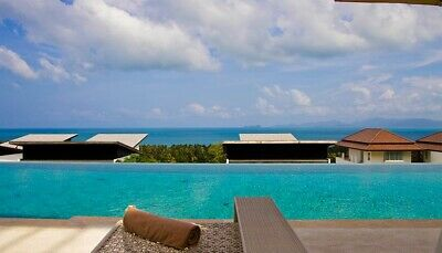 Stunning Apartment in Koh Samui with spectacular ocean views
