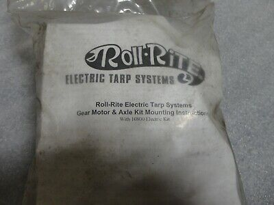 Roll Rite Electric Tarp System Relay Kit  (Part: 10800) New Part: 10695