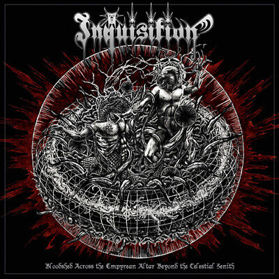 Inquisition - Bloodshed Across The Empyrean Altar Beyond The....CD