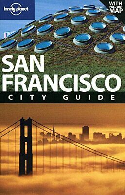 San Francisco (Lonely Planet City Guides) by Vlahides, John Paperback Book The