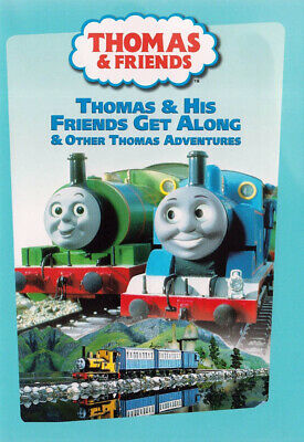 Thomas And Friends - Thomas And His Friends Get Along (Maple) (Dvd)