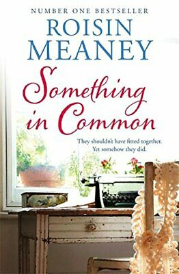 Something in Common by Meaney, Roisin Book The Cheap Fast Free Post