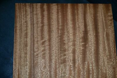 Mahogany Wood Veneer Sheets 8.5 x 33  inches 1/42nd                  F8630-12