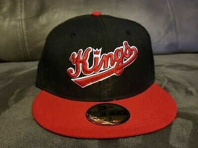 official photos ff71c e9df0 New Era Sacramento Kings Gray red Official Team 59FIFTY Fitted Hat