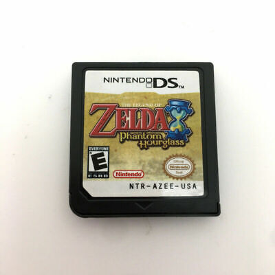 The Legend of Zelda: Phantom Hourglass Game Card For 3DS NDSI NDSL NDS -NEW