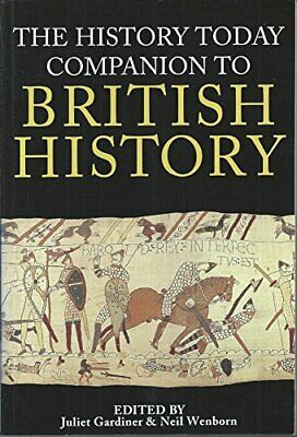 COMP. BRITISH HISTORY (History Today) by Gardiner, Juliet Paperback Book The
