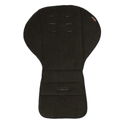 Mountain Buggy Reversible Asiento Forro (Negro Chile) para Calor & Confort